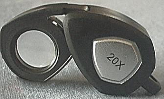 Plastic 20X Doublet