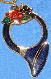 Horn Pendant/Magnifier
