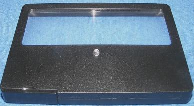 Wallet Magnifier, Rear View