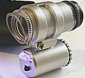 Miniature Pocket Microscope